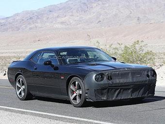 Dodge Challenger станет 640-сильным