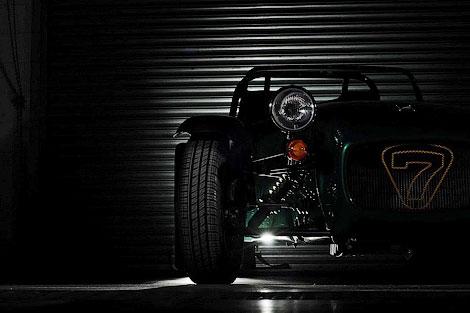 """Британские спорткары получат двигатели объемом 660 """"кубиков"""""""