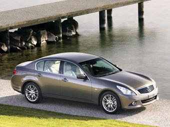 Infiniti продолжит продавать седан G37 одновременно с его преемником