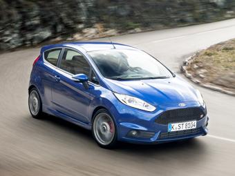 Спрос на хот-хэтч Ford Fiesta ST вдвое превысил ожидания