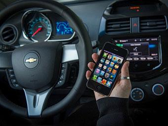 Apple научит смартфоны перенастраивать в машинах кресла и зеркала
