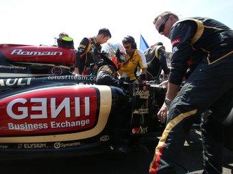 Долги команды Формулы-1 Lotus достигли 120 миллионов евро