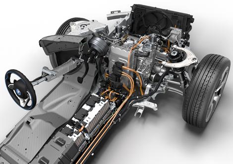 Дебют BMW i8 состоится 10 сентября