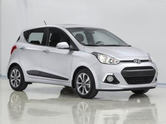 Компакт-кар Hyundai i10 сменил поколение