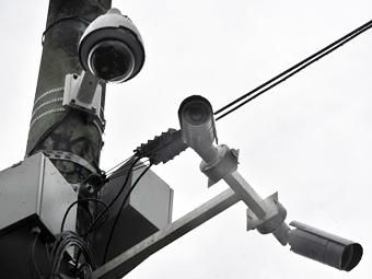Все дорожные камеры Москвы обозначат знаками в сентябре