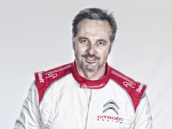 """""""Ситроен"""" выбрал напарника для Себастьена Леба в WTCC"""