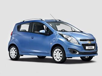 Chevrolet привезет во Франкфурт шесть обновленных моделей