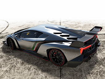 Один из трех владельцев Lamborghini Veneno избавился от суперкара