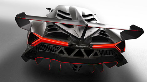 Автодилер выставил на продажу эксклюзивное купе Lamborghini. Фото 1