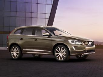 Компания Volvo начала продавать в России обновленные модели