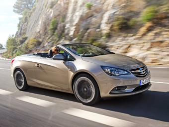 Opel добавил кабриолету Cascada мощности