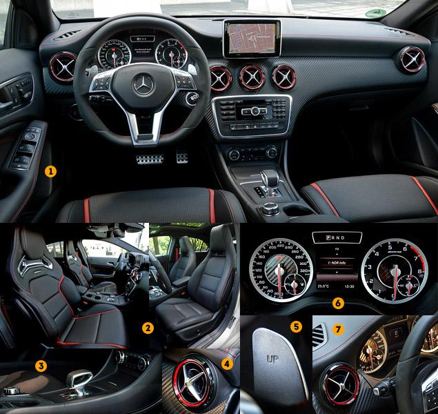 """Первый тест самого маленького """"заряженного"""" Mercedes-Benz – A 45 AMG. Фото 6"""