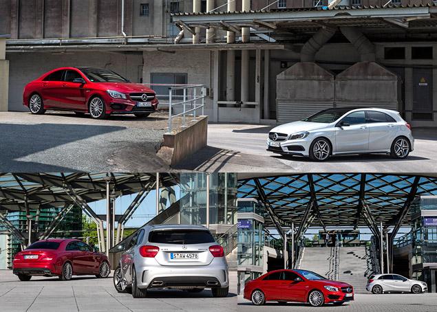 """Первый тест самого маленького """"заряженного"""" Mercedes-Benz – A 45 AMG. Фото 10"""