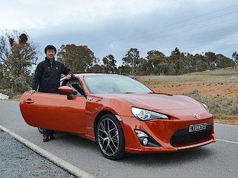 Toyota подготовила заводской тюнинг-пакет для GT86