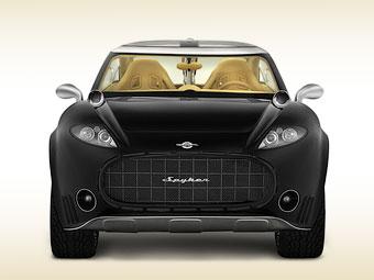 Spyker обновит концептуальный кроссовер семилетней давности