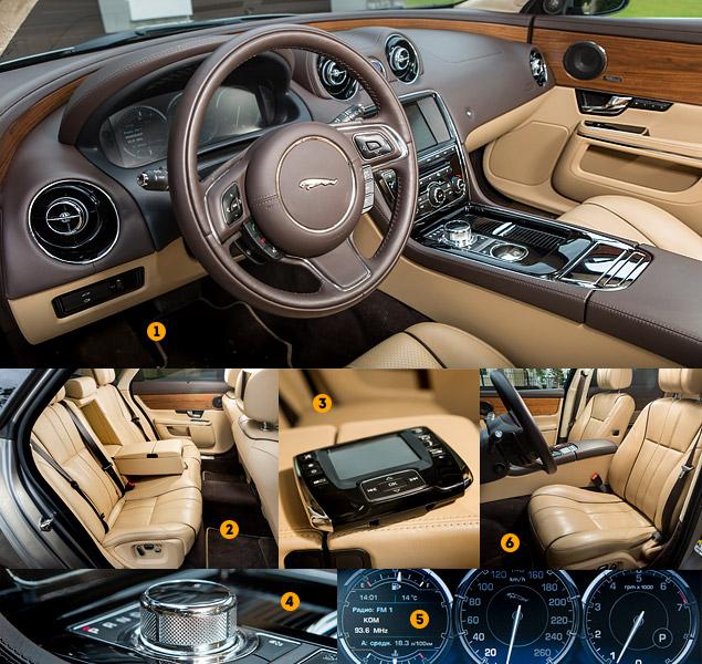 Сможет ли новый Range Rover  в одиночку заменить представительский седан и вездеход. Фото 7
