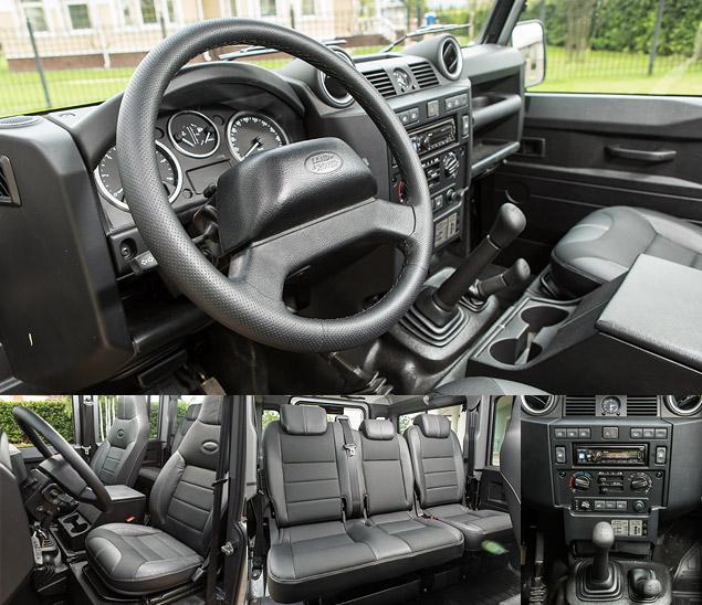 Сможет ли новый Range Rover  в одиночку заменить представительский седан и вездеход. Фото 9
