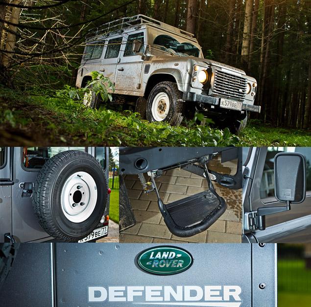 Сможет ли новый Range Rover  в одиночку заменить представительский седан и вездеход. Фото 10
