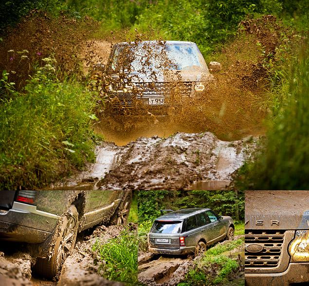 Сможет ли новый Range Rover  в одиночку заменить представительский седан и вездеход. Фото 13