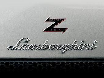 Zagato построит суперкар на базе Lamborghini Aventador
