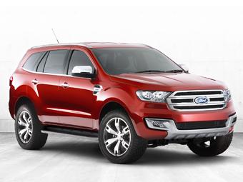 Ford создаст семиместный внедорожник
