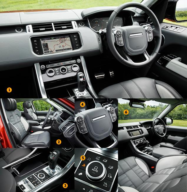 Тест-драйв самого универсального внедорожника наших дней - Range Rover Sport. Фото 3