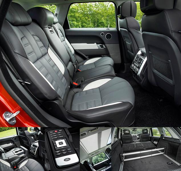 Тест-драйв самого универсального внедорожника наших дней - Range Rover Sport. Фото 4