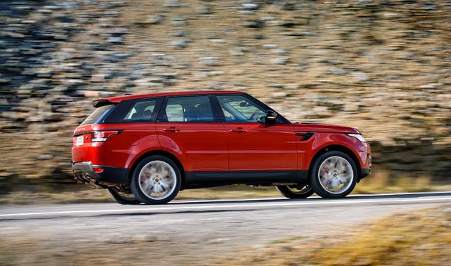 Тест-драйв самого универсального внедорожника наших дней - Range Rover Sport. Фото 6