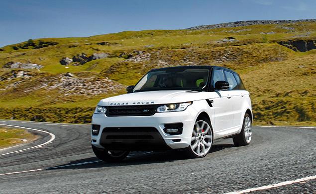 Тест-драйв самого универсального внедорожника наших дней - Range Rover Sport. Фото 9