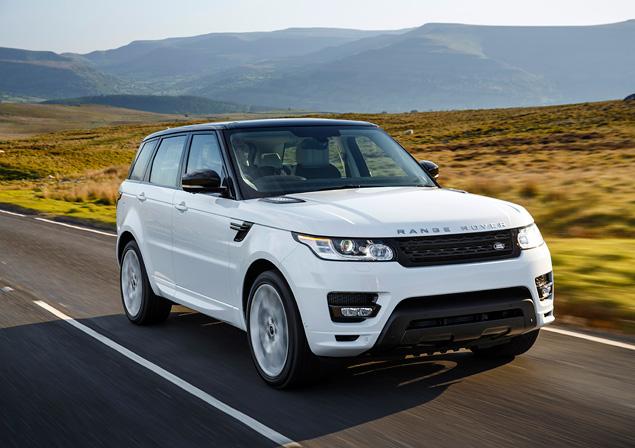 Тест-драйв самого универсального внедорожника наших дней - Range Rover Sport. Фото 11