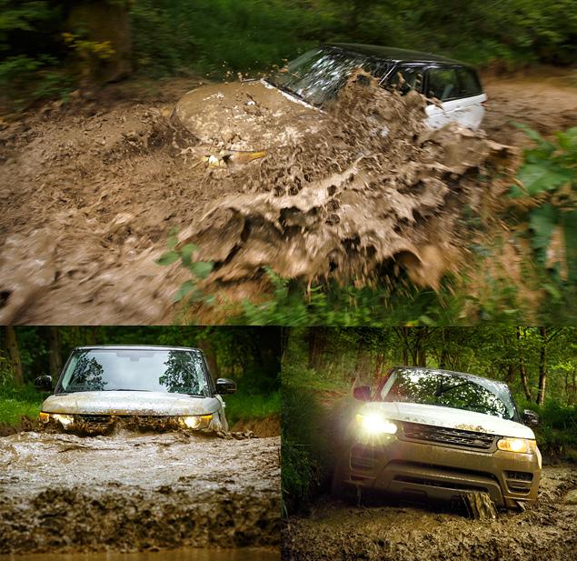 Тест-драйв самого универсального внедорожника наших дней - Range Rover Sport. Фото 12
