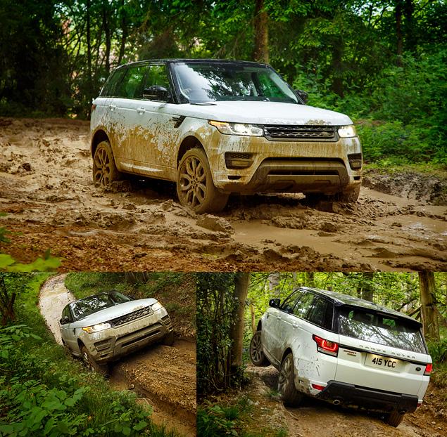 Тест-драйв самого универсального внедорожника наших дней - Range Rover Sport. Фото 13