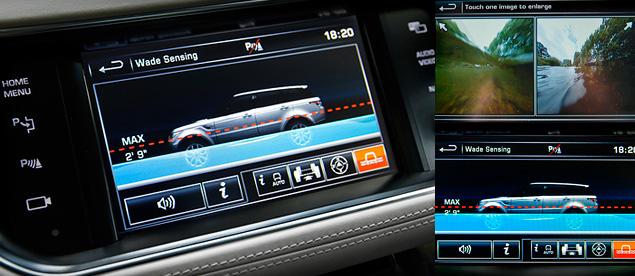 Тест-драйв самого универсального внедорожника наших дней - Range Rover Sport. Фото 14