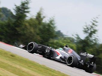 Sauber получила первые деньги от российских инвесторов