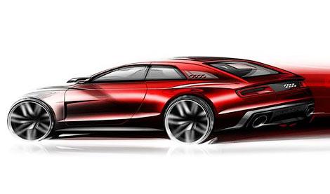 Концептуальное купе Audi оснастят силовой установкой с 4,0-литровым твин-турбо V8. Фото 1