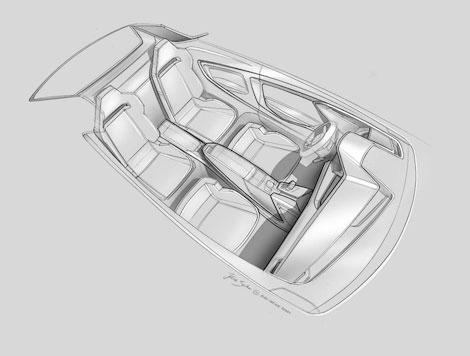 Концептуальное купе Audi оснастят силовой установкой с 4,0-литровым твин-турбо V8. Фото 2