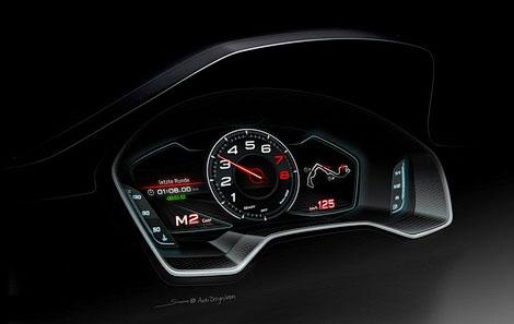 Концептуальное купе Audi оснастят силовой установкой с 4,0-литровым твин-турбо V8. Фото 3