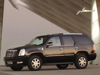 Замена Cadillac Escalade появится в октябре