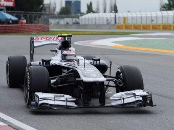 Williams возьмет в команду нового пилота