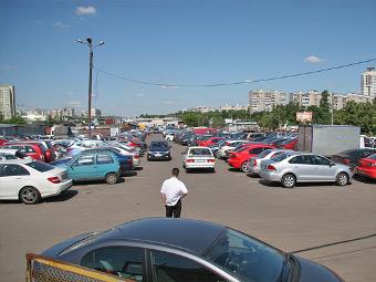 Перехватывающие парковки обозначат новыми знаками