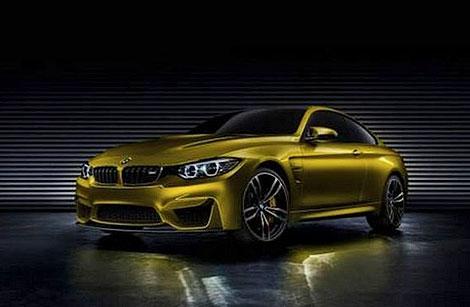 Прототип BMW M4 может дебютировать в ближайшие выходные