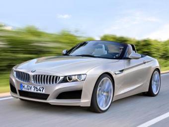 Переднеприводный родстер BMW появится в 2016 году
