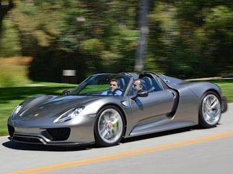 Porsche рассекретила серийный супергибрид