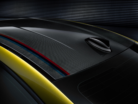 Первый живой показ концепт-кара BMW M4 состоится на конкурсе элегантности в Пэббл-Бич. Фото 5
