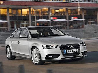 Для следующих Audi A4 предложат три гибридные версии