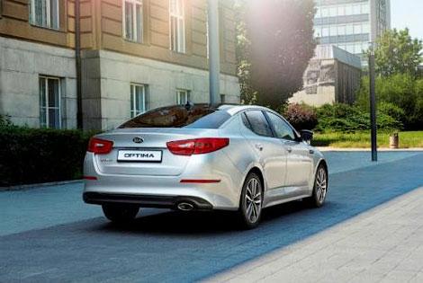 Кроссовер Soul нового поколения и обновленный седан Optima корейцы привезут во Франкфурт. Фото 1