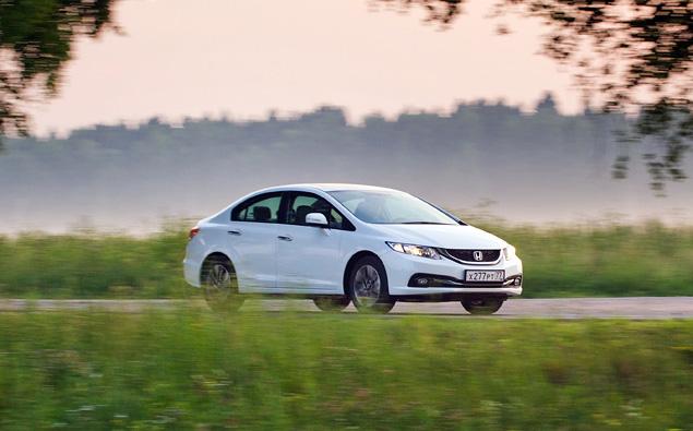 Зачем седану Honda Civic потребовался спешный рестайлинг. Фото 9
