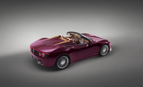 Серийное производство Spyker B6 Venator Spyder начнется через год