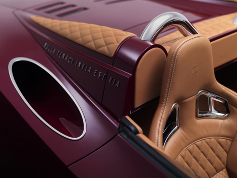 Серийное производство Spyker B6 Venator Spyder начнется через год. Фото 1