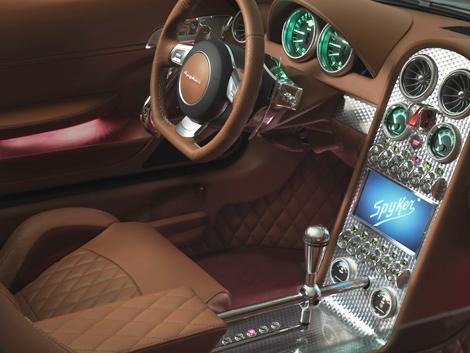 Серийное производство Spyker B6 Venator Spyder начнется через год. Фото 2